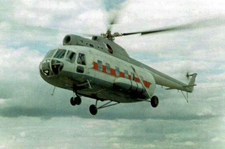 двигателями ТВ3-117ВМ,